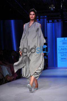 Lakme Fashion Week 2015 ANTAR AGNi-DAY 2-SHOW 1