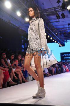 Lakme Fashion Week 2015 FROU FROU BY ARCHANA RAO ,KA-SHA & HUEMN -DAY 01-SHOW 03