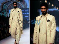 Lakme Fashion Week 2015 RAGHAVENDRA RATHORE  - DAY 02-SHOW 09
