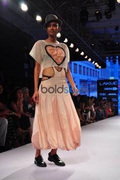 Lakme Fashion Week 2015 ASMITA MARWA- DAY 03- SHOW 05