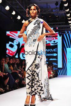 Lakme Fashion Week 2015 BABITA M- DAY 03- SHOW 05