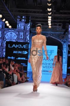 Lakme Fashion Week 2015 PAYAL SINGHAL -DAY 04-SHOW 03