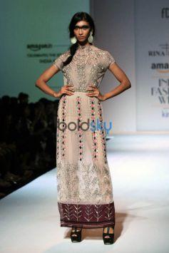 Amazon India Fashion Week 2015 RINA DHAKA