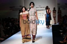 Amazon India Fashion Week 2015 RINA DHAKA