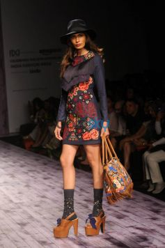 Amazon India Fashion Week 2015 HEMANT AND NANDITA