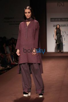 Amazon India Fashion Week 2015 ABRAHAM AND THAKORE