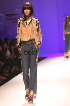 Amazon India Fashion Week 2015  MALINI RAMANI