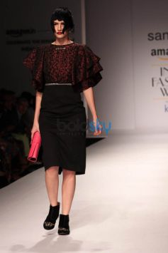 Amazon India Fashion Week 2015 SANCHITA