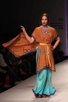 Amazon India Fashion Week 2015 ANUPAMA DAYAL