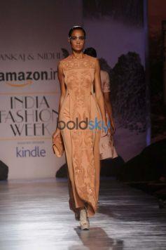 Amazon India Fashion Week 2015 PANKAJ AND NIDHI