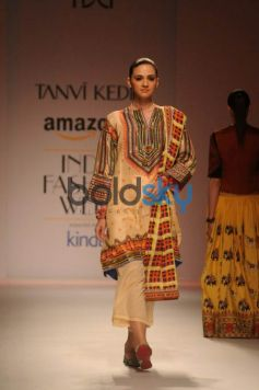 Amazon India Fashion Week 2015 PROMITA BANERJEE