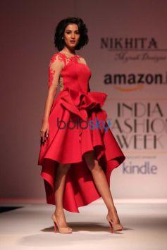 Amazon India Fashion Week 2015 NIKHITA
