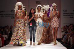 Amazon India Fashion Week 2015 PIA PAURO