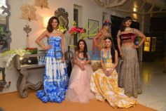 Divya, Dhruv Gurwara With Shane And Falguni Peacock Host Preview For Bridal Asia Mumbai