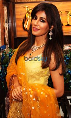Chitrangada Singh At The Inaugration Of 63rd Showroom Of Senco Gold And Diamonds In NewDelhi