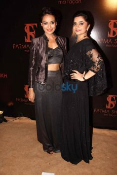 Launch Of Designer Fatma Shaikh New Store In Bandra