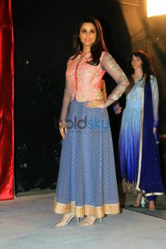 Parineeti Chopra At Launch Of Siyaram's SIYA Fashion Brand
