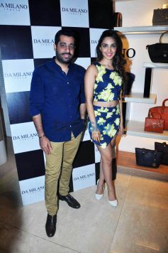 Kiara Advani Launch Da Milano Spring Summer Collection 2015