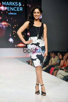 Yami Gautam At Spring Summer Collection 2015
