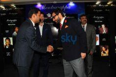Saif Ali Khan Unveils Montegrappa Italy Luxury Brand
