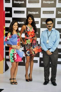 Shoppers Stop Launches Spanish Brand Desigual In India