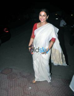 Vidya Balan And Imran Khan At Sculpture Show