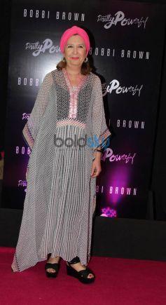 Launch Of Bobbi Brown Cosmetics In Mumbai