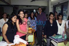 Designer Manali Jagtap At Bandra-INIFD