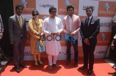 Raj Thackeray And Ritesh Deshmukh Launch Globus Procon Showroom