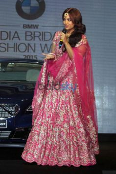 BMW India Bridal Fashion Week 2015