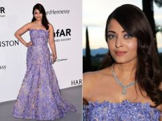 Cannes 2015: Aishwarya Stuns In Lavender