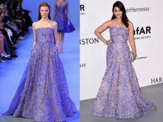 Cannes 2015: Aishwarya Stuns In Lavender