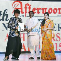 Fashion Designer Rohit Verma Awarded With Newsmakers Achievers Award 2015
