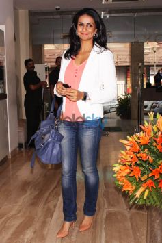 Gul Panag At The Spirit Of Zoya Woman Event In New Delhi
