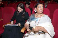Kalki Koechlin At The Opening Of The 10th Habitat Film Festival
