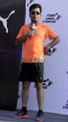 Launch of Puma Urban Stampede 2015-2016