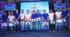 Mitashi Launched New Smart LED TV With Rajasthan Royals