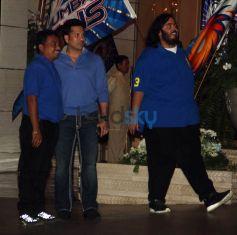 Mumbai Indians Team Celebrates IPL Victory