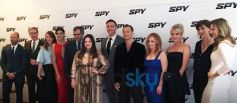 Nargis Fakhri Looks Stunning At The Premiere Of Spy In London