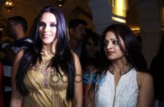 Neha Dhupia Turns Showstopper For Rajasthan Fashion Week 2015