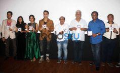 Om Puri At Launch Of Pooja Gaitonde's Album Ehsas Ki Khushboo