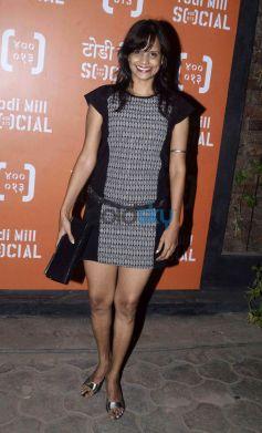 Shriya Saran At Launch of TOdi Mill social