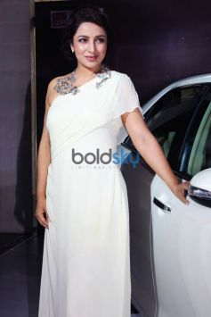 Tisca Chopra At The Launch Of Toyota The All New Camry In New Delhi