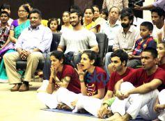 Vidyut Jamwal At Batizado e Troca De Cordao Event In Mumbai