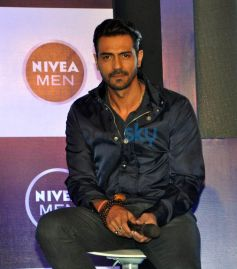 Arjun Rampal At The Launch Of NIVEA Men Deodorizer