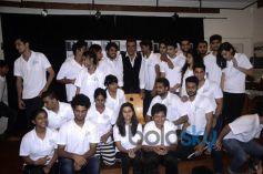 Boman Irani At Anupam Kher's Acting School