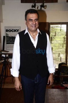 Boman Irani At Anupam Kher's Acting School