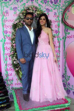 Celebs At Nishka Lulla's Wedding Brunch Party
