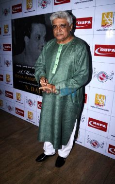 Javed Akhtar & Kalyanji At Grace A Musical Event