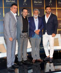 John Abraham At Johny Walker Blue Lable's DATE WITH DAD